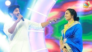 Dulquer Salmaan sings Chundari Penne Song for State Awards | Parvathy