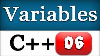 Creating and Using C++ Variables | CPP Programming Video Tutorial