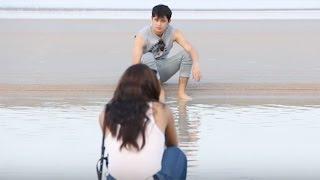 BTS footages ng pinagkaguluhang video ng JaDine, narito na!