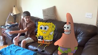 SpongeBob in Real Life