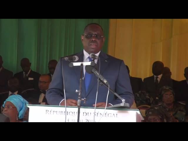 Sénégal : Fête de l'Indépendance 2015
