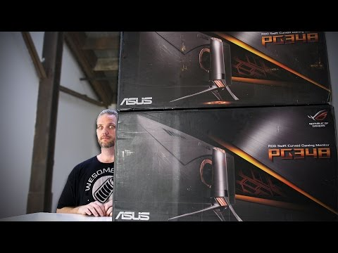 New Monitors! Ultimate Gaming & Editing Setup