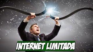 O BRASIL Falou, Não Queremos Internet Limitada!