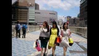 チケットゾーン(テレビCMメイキング)