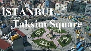 Turkey/İstanbul (Walking tour:Taksim Square) Part 59