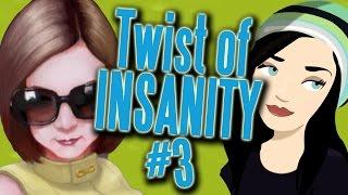 TWIST OF INSANITY #3 - Xmas Shopping, Sad Stuff, & Wheelchair Battles PODCAST