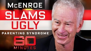 Tennis legend exposes dark side of sport   60 Minutes Australia