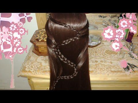 Peinados Faciles Rapidos Y Bonitos Con Trenzas De Moda Para Nina En