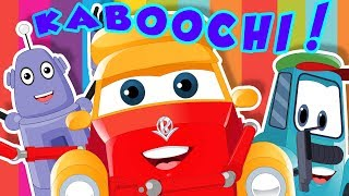 Kaboochi | Super Car Royce Cartoons For Kids | Nursery Rhymes | Kids Songs | Kids Channel