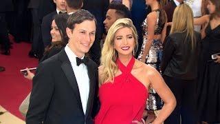 Ivanka Trump and Hubby Jared Kushner Plan Move to Washington, D.C.