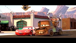 Cars Toons: Mater's Tall Tales - Rescue Squad Mater - Part5 ChasingTheAmbulance