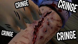 CRINGE.CRINGE.CRINGE - The Walking Dead Season 2 - Episode 1 ENDING