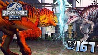 Lightning Strikes! || Jurassic World - The Game - Ep 167 HD