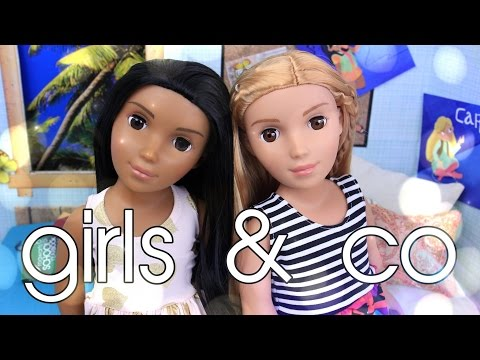 Unbox Daily: Girls & Co | Cara Morales - Burch and Anjali Shah | New Dolls Review - 4K