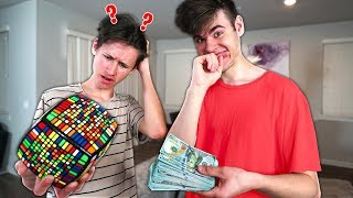 $10,000 If You Can SOLVE This IMPOSSIBLE Rubik