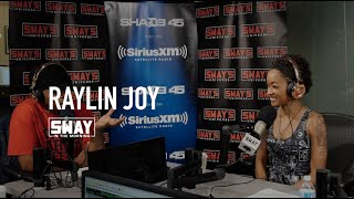 Raylin Joy Talks How She Got Into the Porn Industry + Transitioning To Music | Sway's Universe
