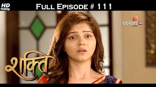Shakti - 26th October 2016 - शक्ति - Full Episode (HD)
