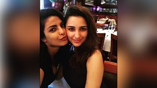 Priyanka Chopra & Parineeti catch up over lunch in New York | Filmibeat