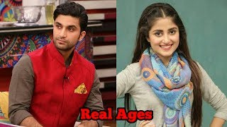 Yakeen Ka Safar cast real ages Episode 18