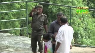 Danger hiding in Thusharagiri