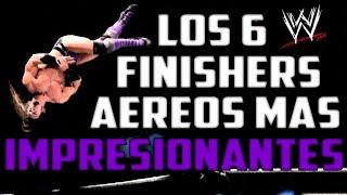 Los Remates Aéreos Mas Impresionantes De WWE (loquendo)
