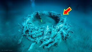 10 Most Bizzare Things Found Underwater
