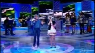 Jotta A e  Michele Emanuele aleluia -Raul Gil