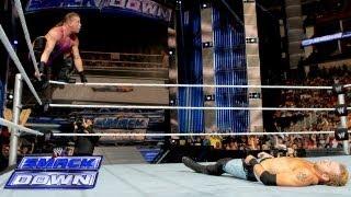 Rob Van Dam vs. Randy Orton vs. Christian: SmackDown, Aug. 2, 2013