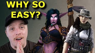 Multiplayer Games Are TOO EASY Now! Why I'm Hyped For WoW Classic