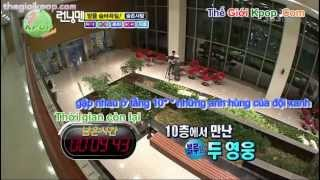 [Vietsub] Running Man Ep 11 7/8 Yonghwa