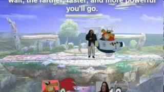 Smash Bros Lawl Character Moveset - Dr. Robotnik