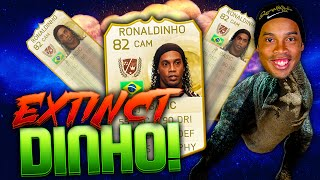 EXTINCT PINK FUTTIE LEGEND RONALDINHO! FIFA 15 ULTIMATE TEAM
