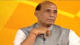 Followers of Islam are also helping us in Kashmir, says Rajnath Singh in India TV संवाद