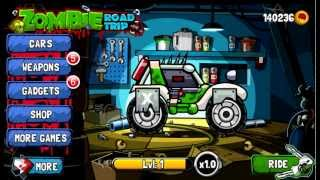 Free Brains for Zombie Road Trip for Android by Freedom