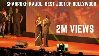 Shahrukh and Kajol Dancing on Janam Janam at East Bengal ground in Kolkata