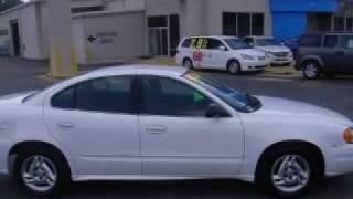 2005 Pontiac Grand Am Prestige Honda