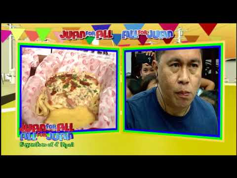 Juan For All, All For Juan Sugod Bahay | August 30, 2017