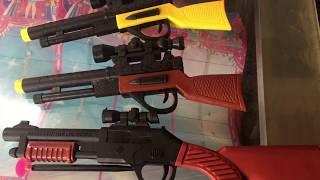 Toy Gun For Kids  Learn Shooting | Teach Your Child Gun Safety Shoot Gun Toys