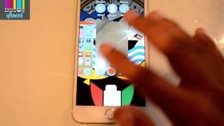 طريقة التصوير في سناب شات الايفون اكثر من 10 ثواني