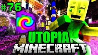 Der ANFANG vom ENDE?! - Minecraft Utopia #076 [Deutsch/HD]