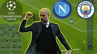 Can City Win UCL? | Napoli-Manchester City Tactical Highlights