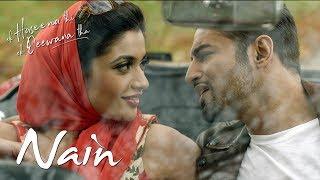 Nain Lyrics | Ek Haseena Thi Ek Deewana Tha | Music by Nadeem | Palak Muchhal, Yaseer Desai