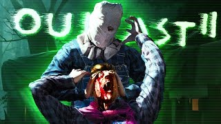 RUNNING AS FAST AS I CAN!! | Outlast 2 - Part 3
