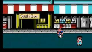 Let's play River City Ransom co-op 01