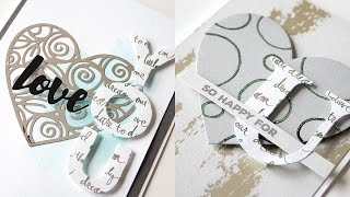 Card Making and Paper Crafting Foiling Techniques Using Thermal and Regular Foils