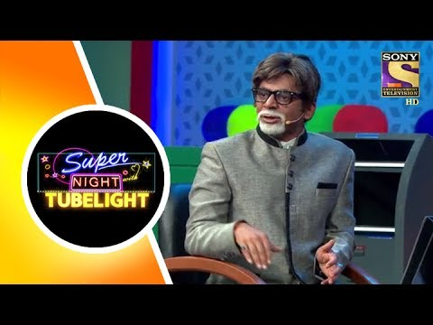 Xxx Mp4 Super Night With TUBELIGHT Salman Khan Is Asked Aamir Khan S Possible Movie Name 3gp Sex