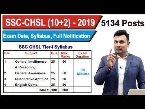 Xxx Mp4 SSC CHSL 10 2 2019 5134 Vacancies Notification Exam Date Syllabus Cut Off Etc Full Details 3gp Sex