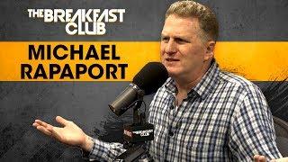 Michael Rapaport Talks Trash On Trump, LeBron James & Jay-Z's 4:44