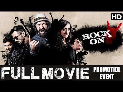 Xxx Mp4 ROCK ON 2 Movie 2016 Promotional Events Shraddha Kapoor Farhan Akhtar Arjun Rampal 3gp Sex
