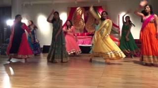 Bhavesh and rushida wedding